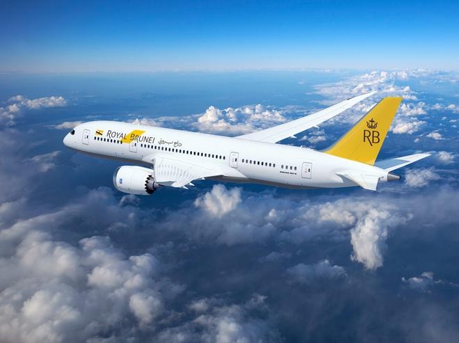 Du hoc sinh bay London bang Royal Brunei Airlines duoc uu dai gia ve hinh anh