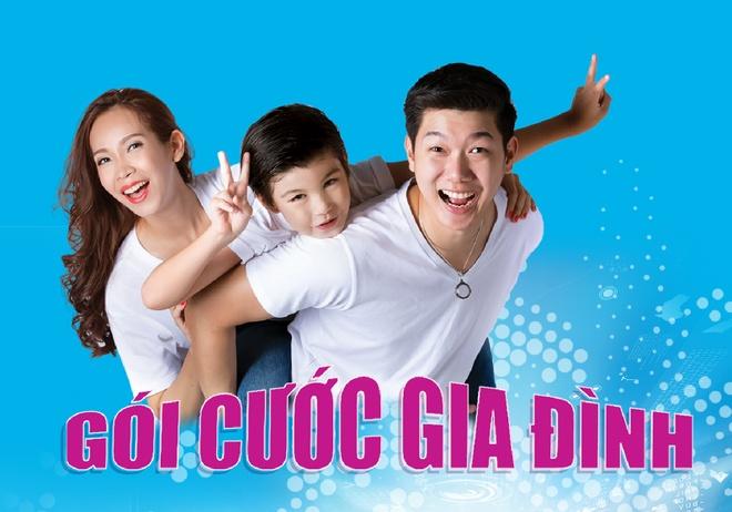 VNPT tang gap doi uu dai cho goi cuoc Gia dinh, chi tu 160.000 dong hinh anh