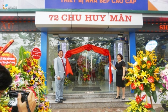 Thuong hieu Hai Linh tham vong mo he thong showroom tren ca nuoc hinh anh