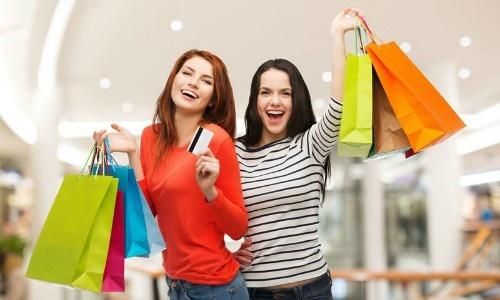 Image result for mua sắm