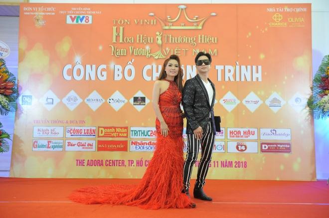 Hoa hậu thương hiệu Việt Nam - thí sinh đa dạng ngành nghề, quốc gia