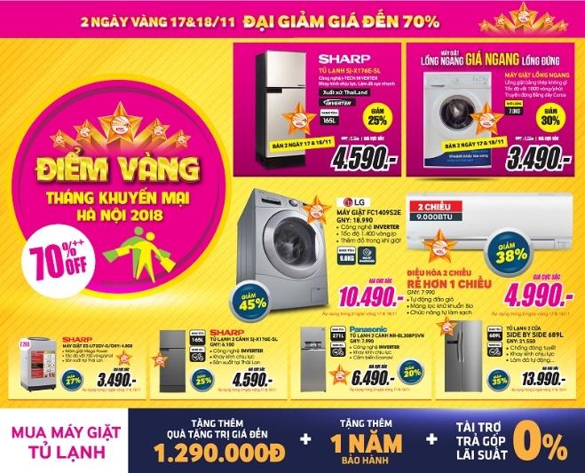 MediaMart tung nhieu uu dai dip khai truong tai Ha Noi, Thanh Hoa hinh anh 4