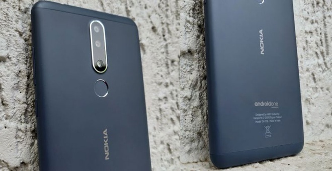 Nokia 3.1 Plus - man hinh 6 inch, chip MediaTek Helio P22 hinh anh