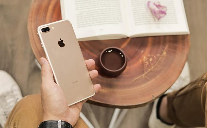 iPhone X, iPhone 7 Plus được ưa chuộng hơn XS Max ở Di Động Việt