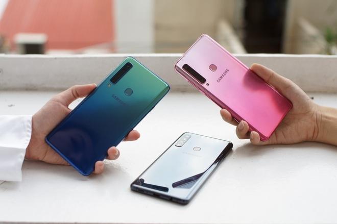 3 uu diem giup Galaxy A9 duoc long nguoi dung tre hinh anh