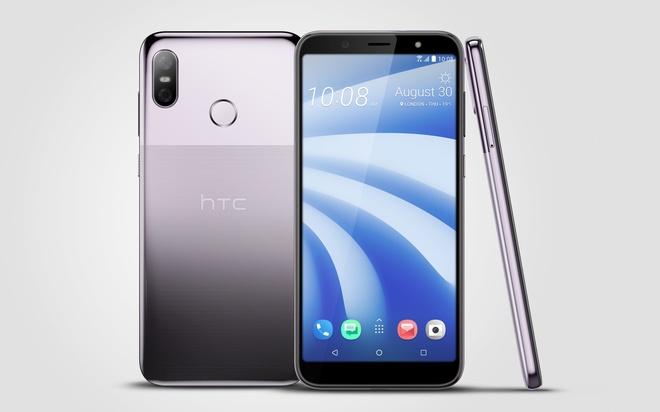 HTC U12 life thiet ke hien dai trong tam gia 7 trieu dong hinh anh
