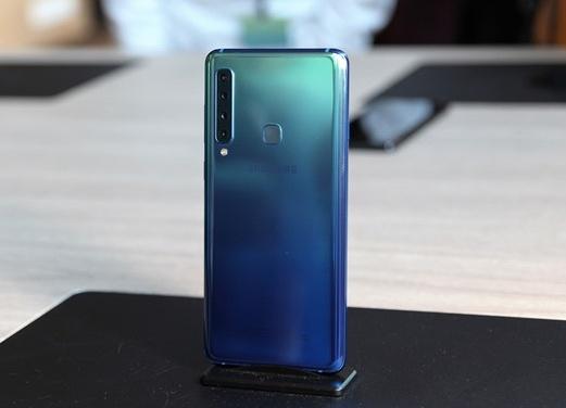 Samsung Galaxy A9 chinh thuc ra mat tai Viet Nam hinh anh