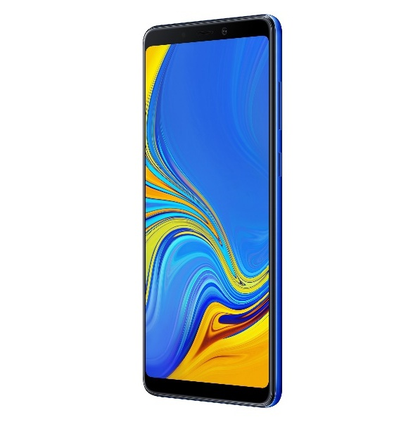 Samsung Galaxy A9 chinh thuc ra mat tai Viet Nam hinh anh 3