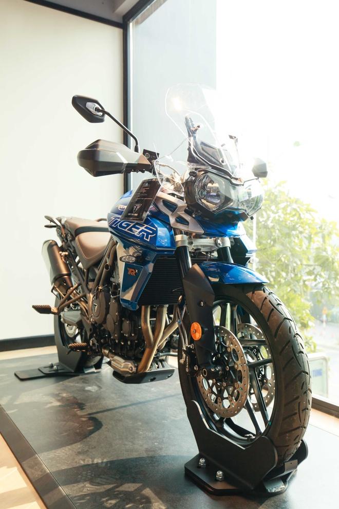 Triumph Motorcycles ra mat dai ly chinh hang tai Ha Noi hinh anh 6