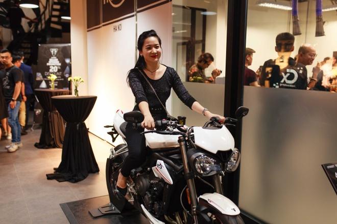 Triumph Motorcycles ra mat dai ly chinh hang tai Ha Noi hinh anh 9