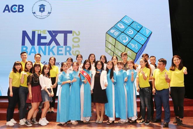 Trải nghiệm 500 công việc ngân hàng với The Next Banker