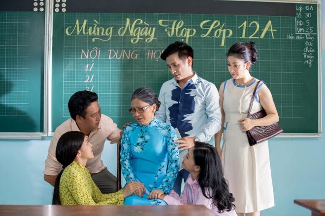 Huynh Lap tung clip y nghia ve suc khoe thay co nhan dip 20/11 hinh anh 3