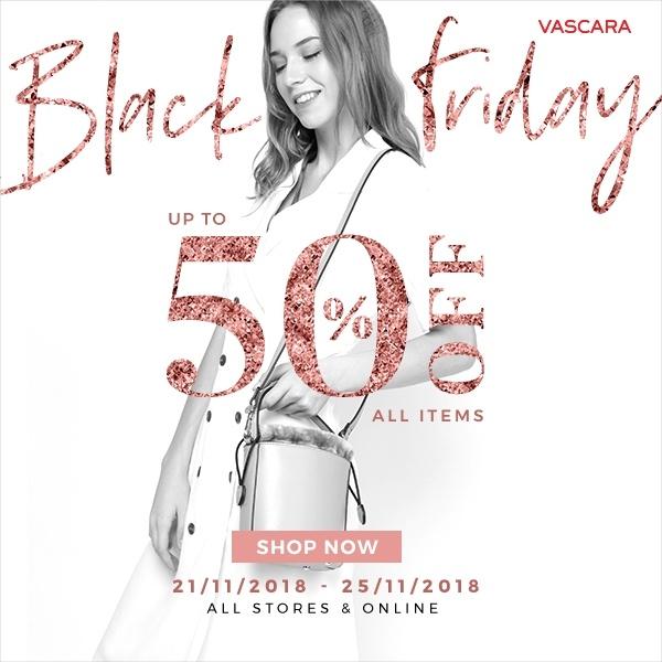 Co hoi san sale len den 50% tai Vascara dip Black Friday hinh anh 1