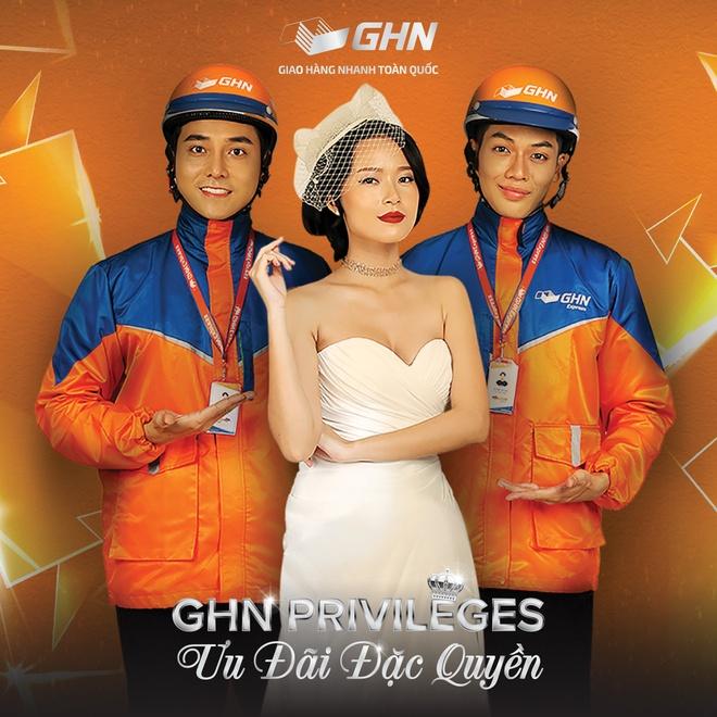 GHN Express to chuc dai tiec tri an khach hang dip cuoi nam hinh anh 1