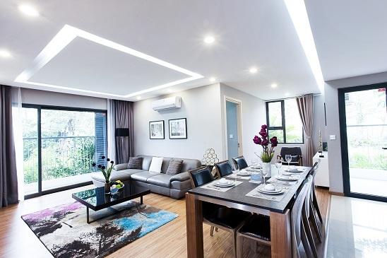 Sở hữu căn hộ cao cấp phía Nam Hà Nội từ 490 triệu đồng