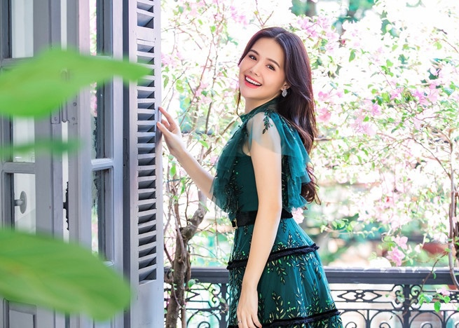 Phanh Lee: 'La phu nu, dung vi co don ma quen lam dep' hinh anh