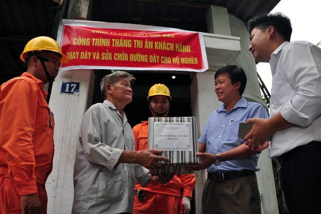 EVN Hanoi tri an khach hang su dung dien tai thu do hinh anh 1