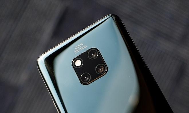 Camera tren Huawei Mate 20 Pro co gi khac biet? hinh anh 1