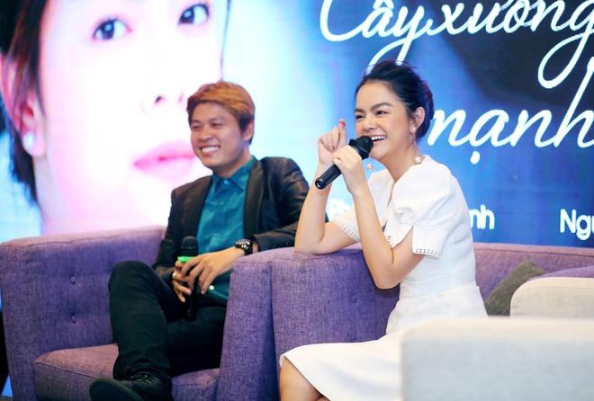 Pham Quynh Anh ra MV 'Cay xuong rong manh me' danh tang con gai hinh anh 4