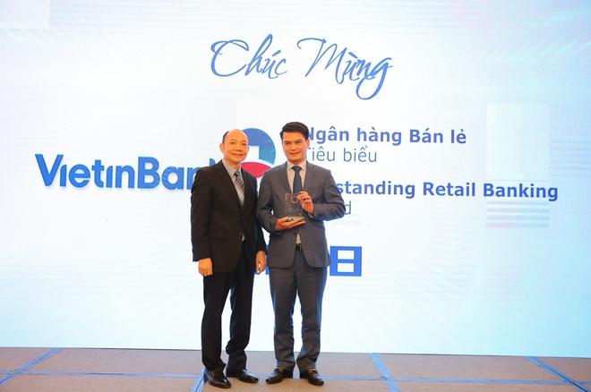 VietinBank nhan cu dup giai thuong ban le nam 2018 hinh anh 1
