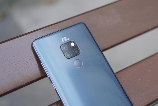 Camera tren Huawei Mate 20 Pro co gi khac biet? hinh anh