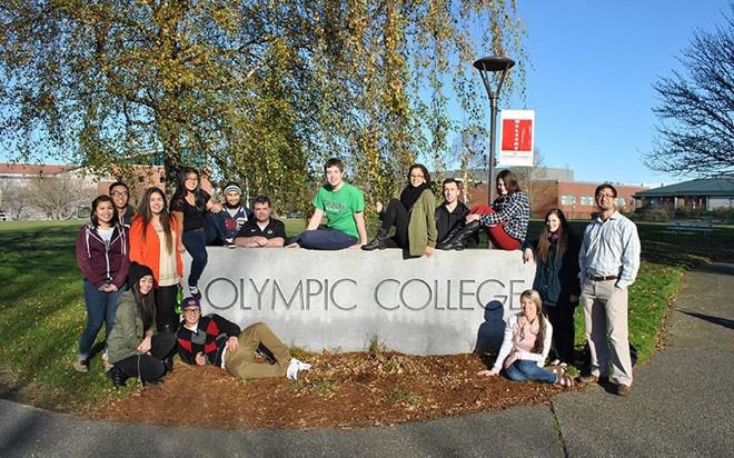 Du học Mỹ tiết kiệm chi phí tại Olympic College