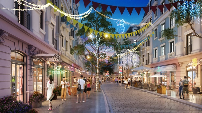 Những điểm cộng của boutique shophouse Melodia Phú Quốc