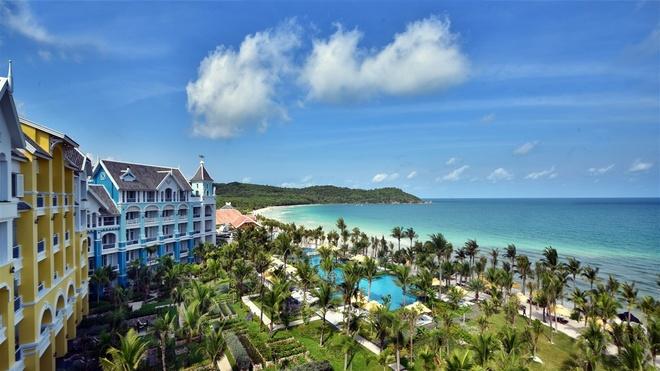 JW Marriott Phu Quoc Emerald Bay dat 4 giai thuong du lich the gioi hinh anh