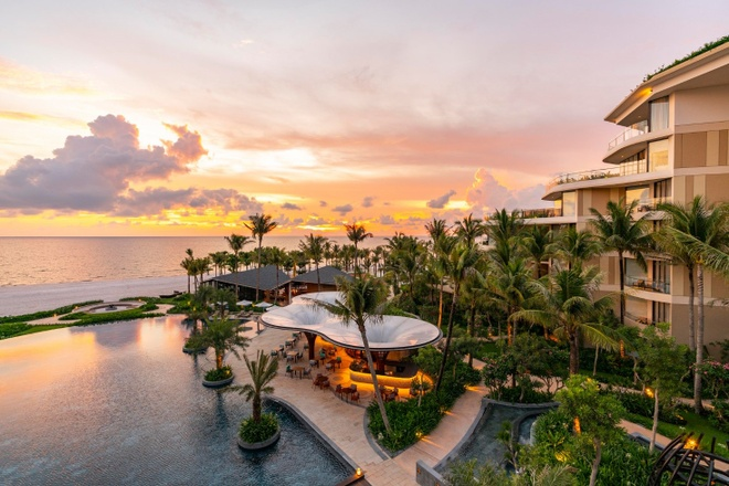 InterContinental Phuquoc Long Beach Resort dat 3 giai du lich uy tin hinh anh 1