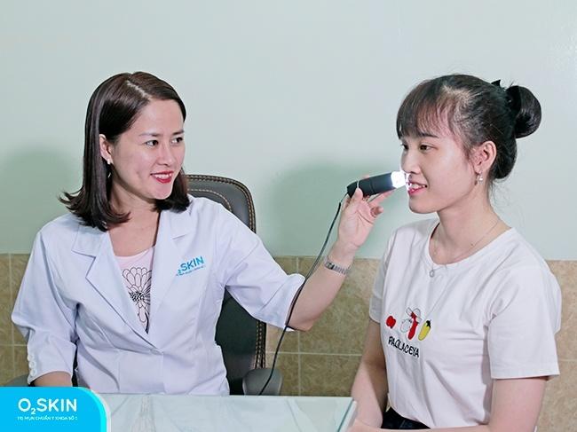 Triet ly kinh doanh 'khach hang la ban' cua phong kham da lieu O2 Skin hinh anh 2