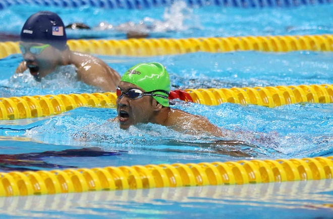 Nhung khoanh khac dep cua doan Viet Nam tai ASIAN Para Games 2018 hinh anh