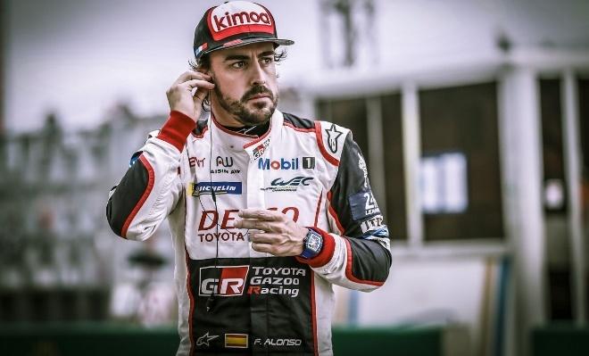 Fernando Alonso va muc tieu chinh phuc 3 giai dua xe huyen thoai hinh anh