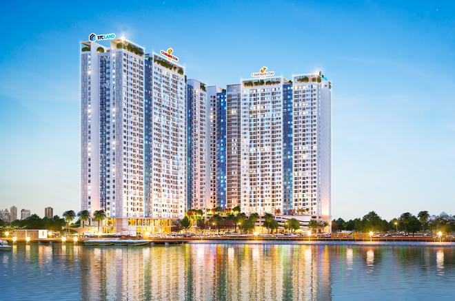 Căn hộ Iris Luxury sở hữu 100% tầm nhìn trung tâm quận 1