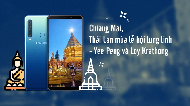 Chiang Mai, Thai Lan mua le hoi lung linh - Yee Peng va Loy Krathong hinh anh