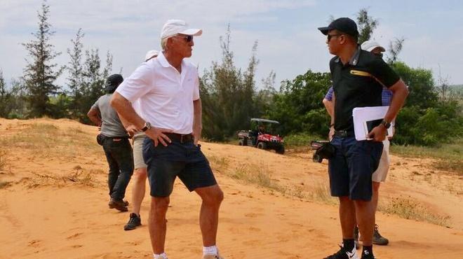 Novaland dau tu 100 trieu USD phat trien 4 san golf cung Greg Norman hinh anh 2
