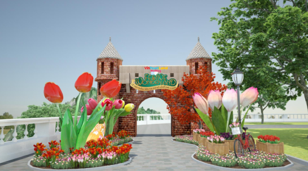 Vinpearl Land anh 4