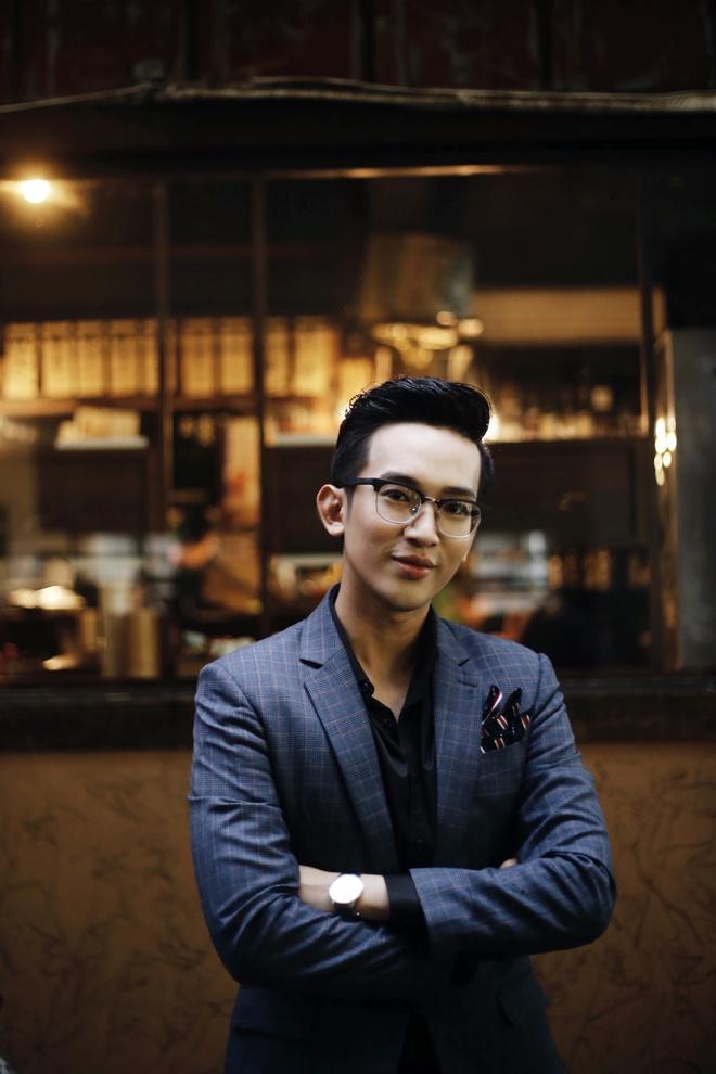 Hanh trinh vao top 4 'Guong mat truyen hinh' cua Phan Trung Hau hinh anh 2