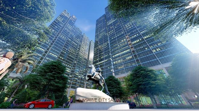 Sunshine City Sai Gon - dau an Nam tien cua Sunshine Group hinh anh 1