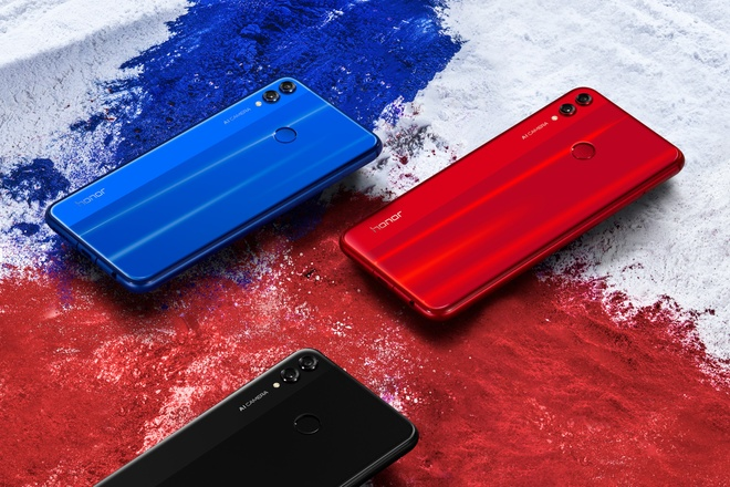 Honor 8X - smartphone tam trung dang chu y dip cuoi nam hinh anh