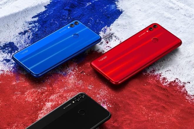 Honor 8X - smartphone tam trung dang chu y dip cuoi nam hinh anh