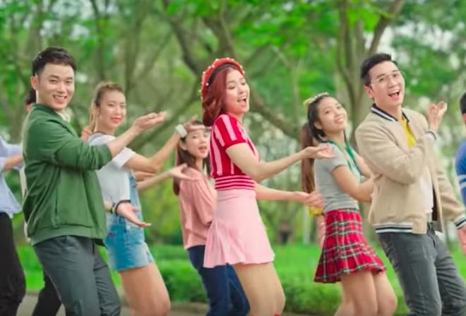 MV mashup cua Suni, Karik, Truc Nhan dat hon 5 trieu view sau vai ngay hinh anh 1