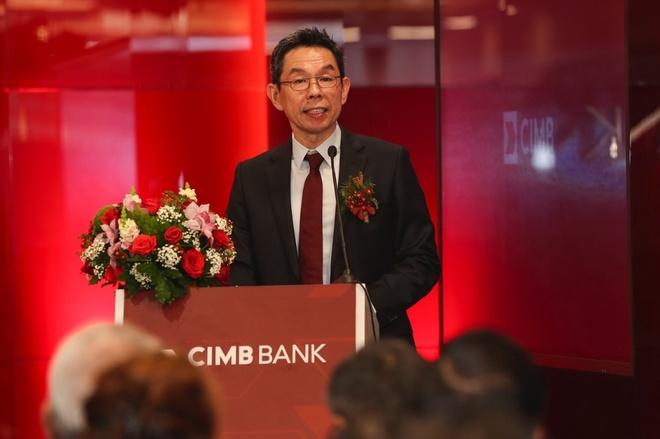 CEO CIMB: 'Di sau la loi the khi phat trien ngan hang so hoa' hinh anh