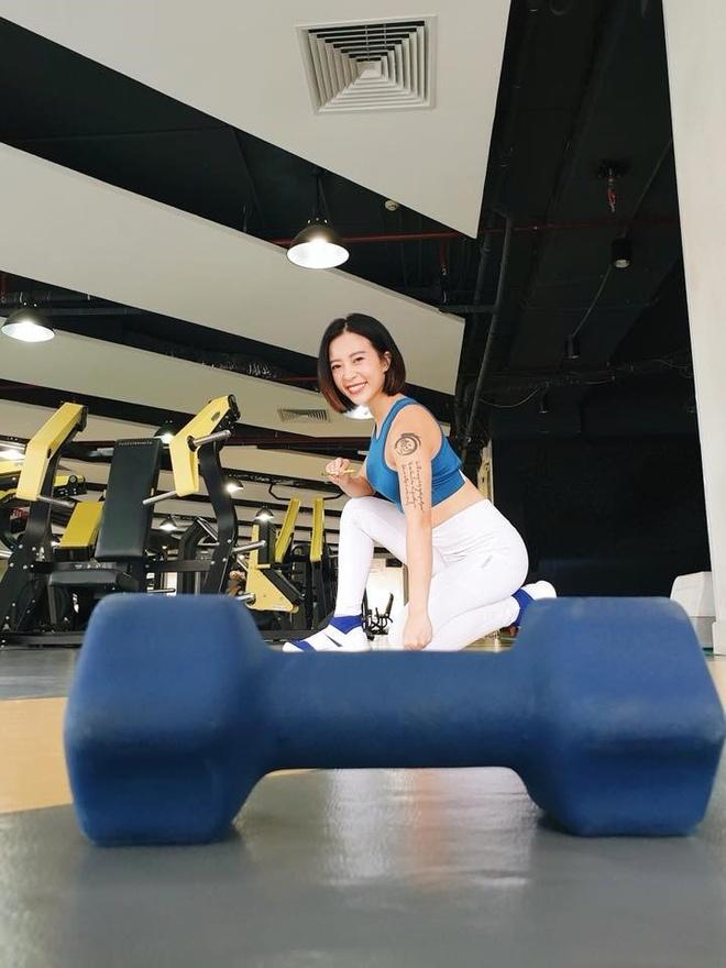 Hana Giang Anh: 'Quan trong nhat la duoc lam dieu minh thich' hinh anh 1