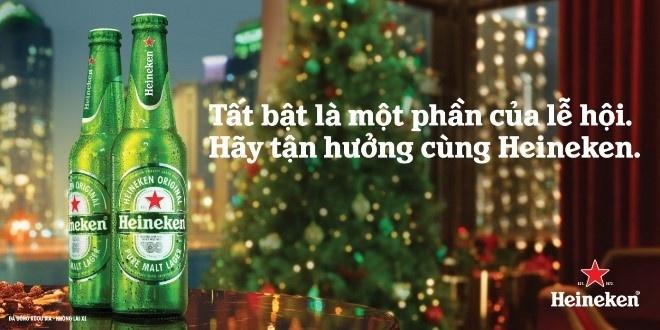 Tan huong mua le hoi tat bat voi goc nhin thu vi tu Heineken hinh anh 1