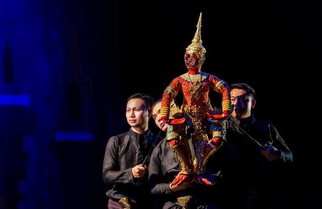 Trải nghiệm văn hóa Thái Lan giữa lòng Hà Nội