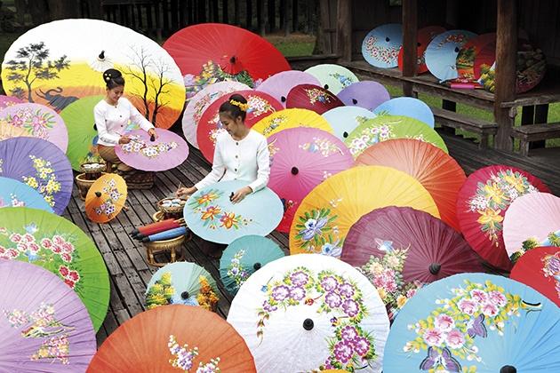Trai nghiem van hoa Thai Lan giua long Ha Noi hinh anh 4