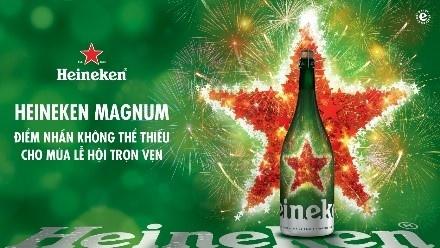 Tan huong mua le hoi tat bat voi goc nhin thu vi tu Heineken hinh anh 2