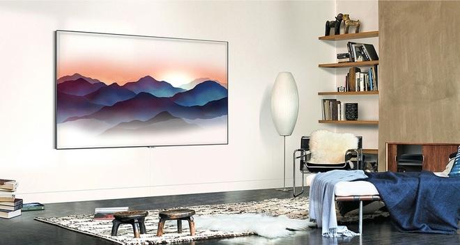 Chon TV Samsung nao phu hop cho mua Tet 2019? hinh anh 2