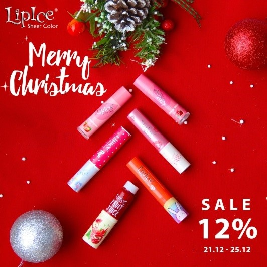 LipIce Sheer Color Fruit Juice anh 5