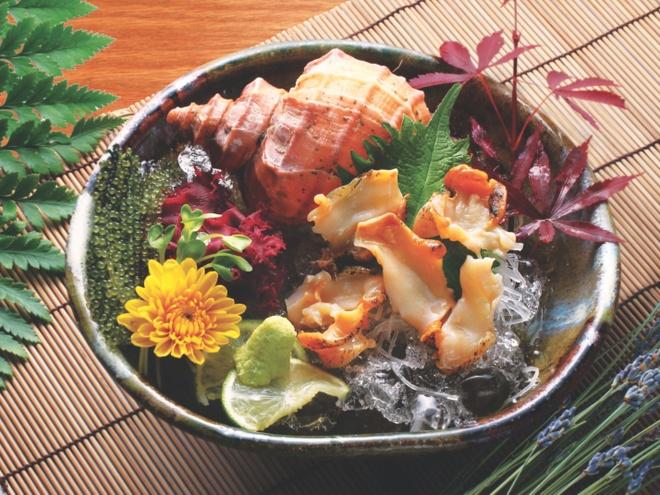 6 loai hai san tuoi ngon lam nen mon sashimi tru danh hinh anh 3